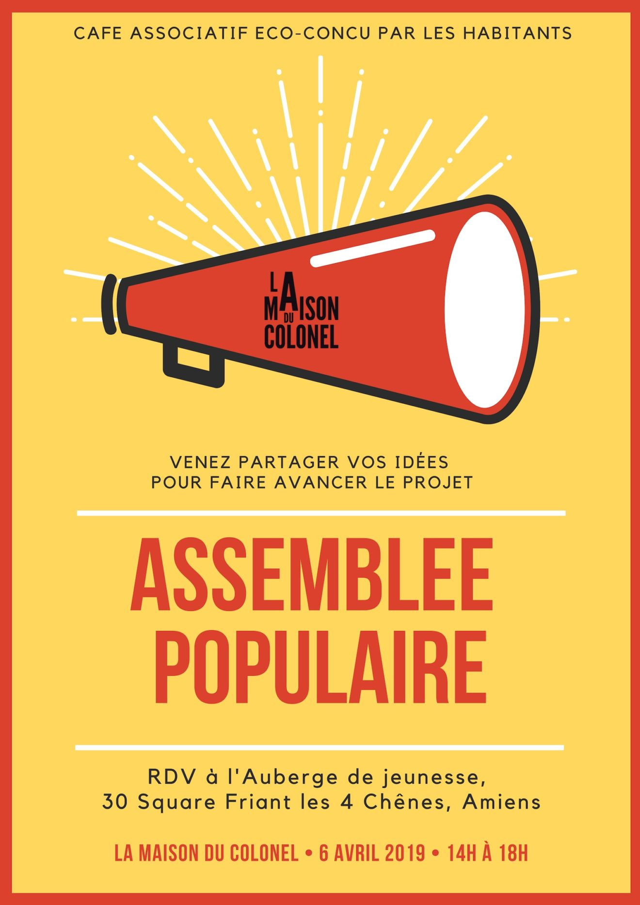 assemblee populaire avril 2019