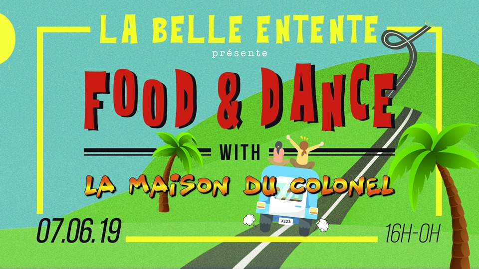 2019_Visuel Food and Dance